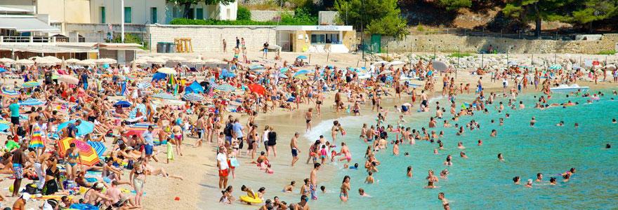 L'été, le soleil, la méditerrannée
