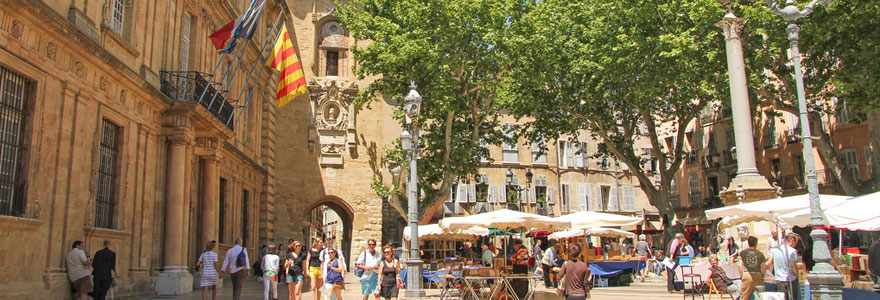 Visitez Aix-en Provence